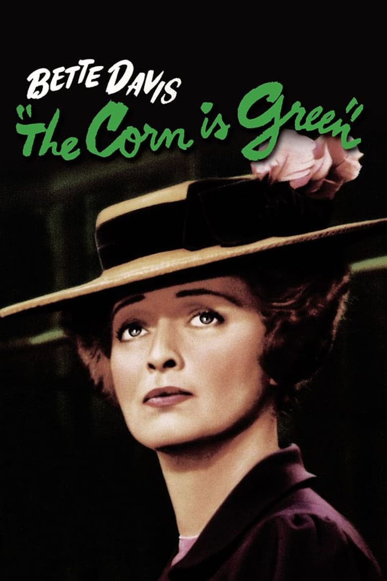 The Corn Is Green Poster