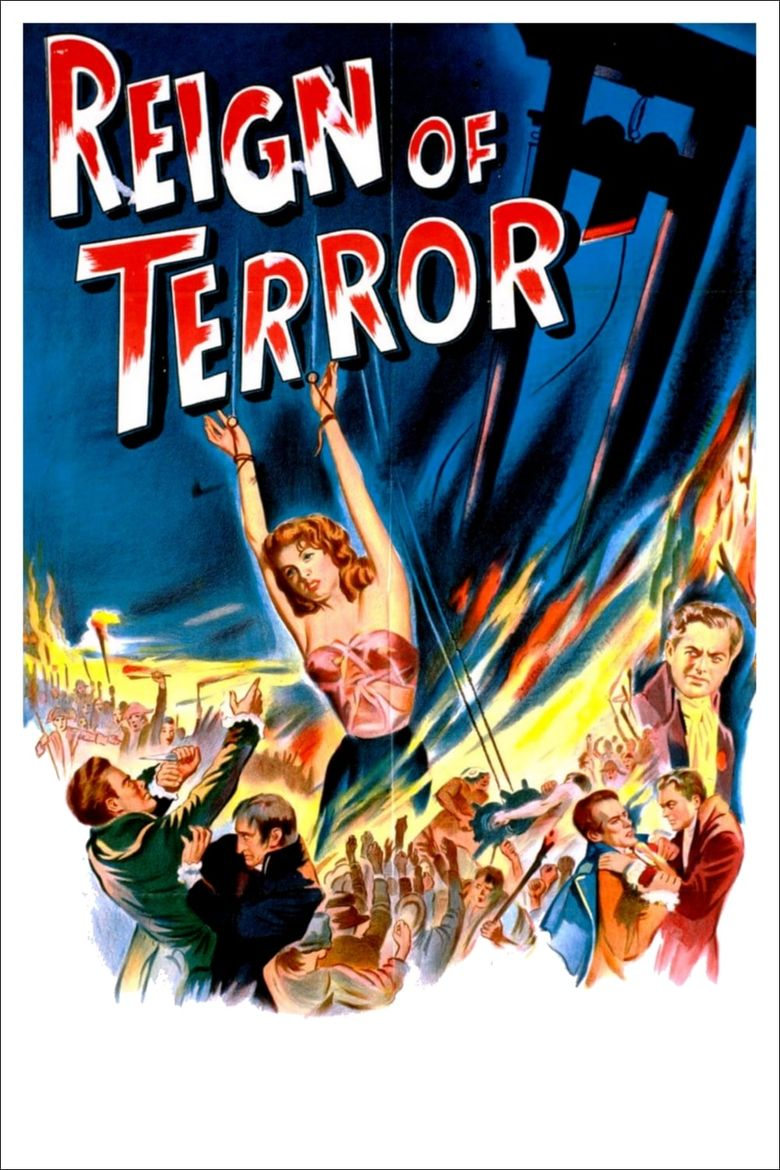 Reign of Terror Poster
