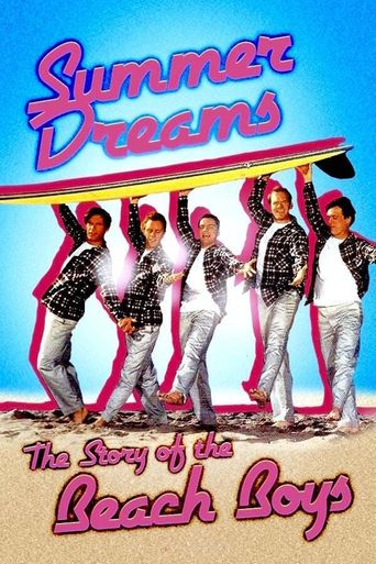Summer Dreams: The Story of the Beach Boys Poster