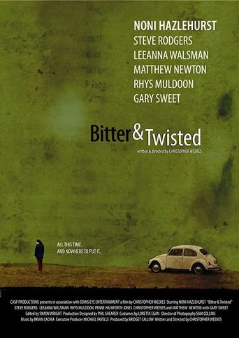Bitter & Twisted Poster