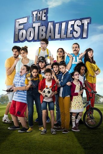 The Footballest Poster