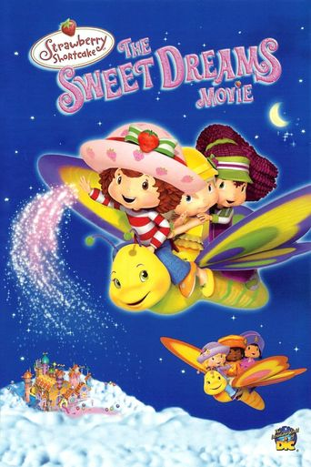Strawberry Shortcake: The Sweet Dreams Movie Poster