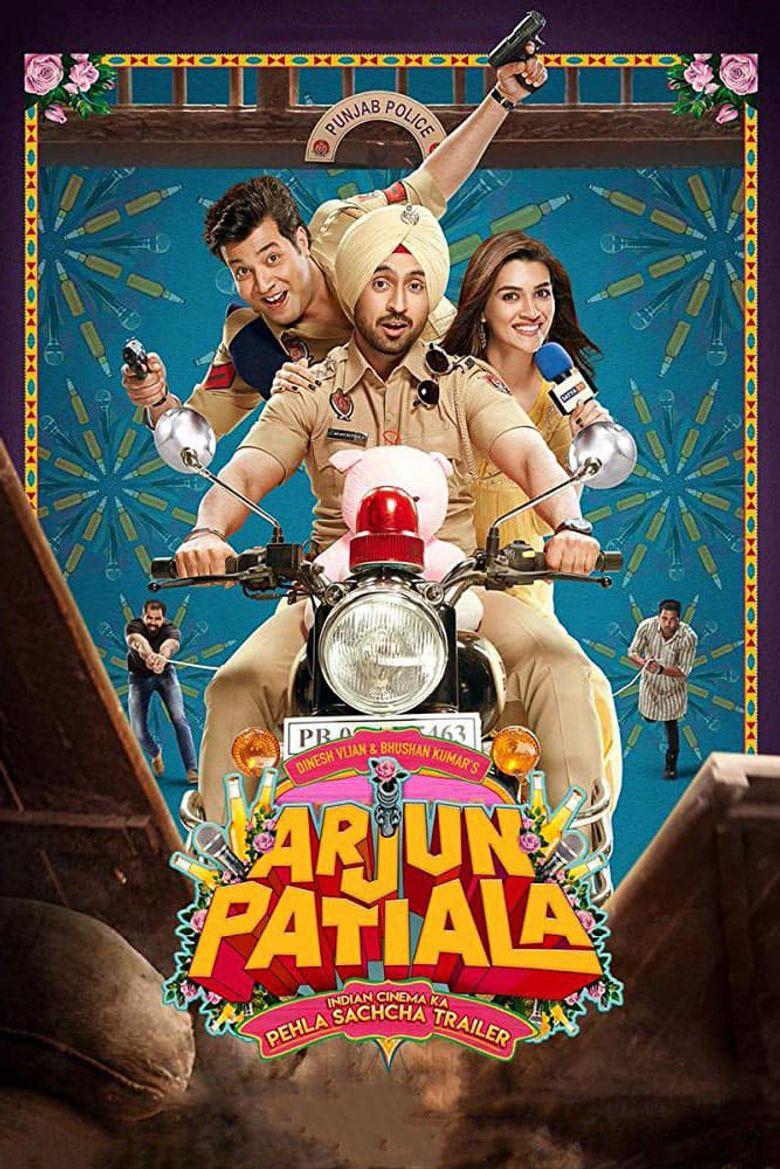 Arjun Patiala Poster