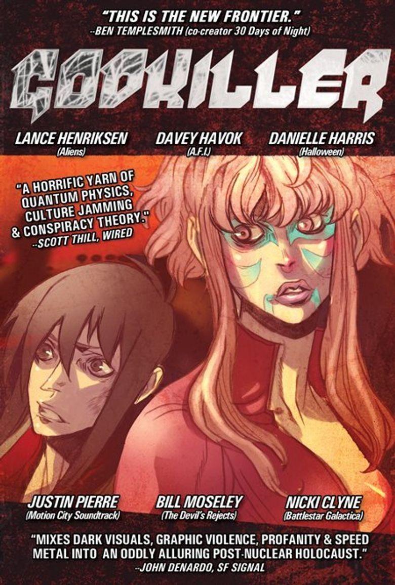 Godkiller: Walk Among Us Poster