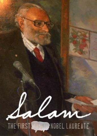 Salam - The First ****** Nobel Laureate Poster