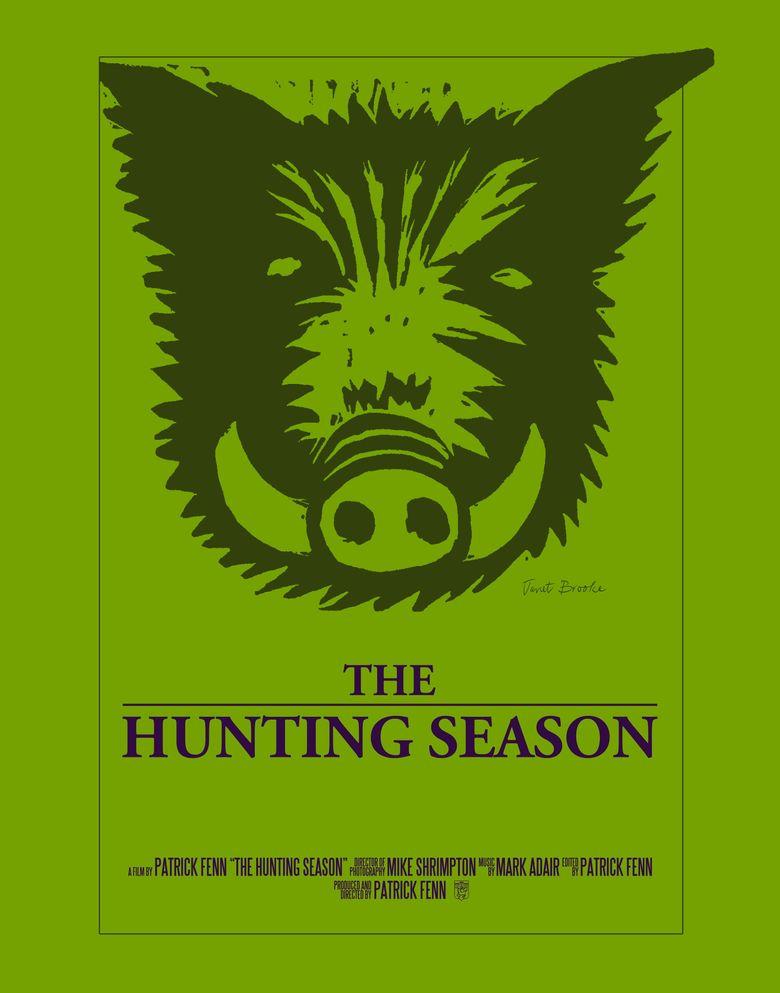 The Hunting Season Poster