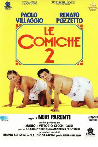 The Comics 2 Poster