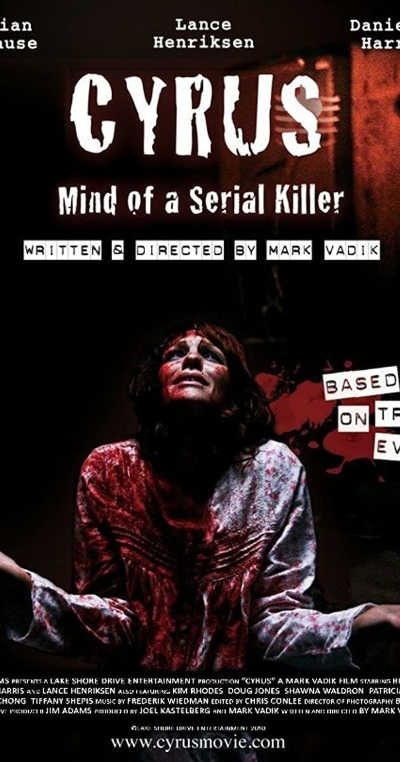 Cyrus: Mind of a Serial Killer Poster