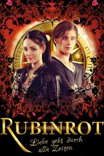 Ruby Red Poster