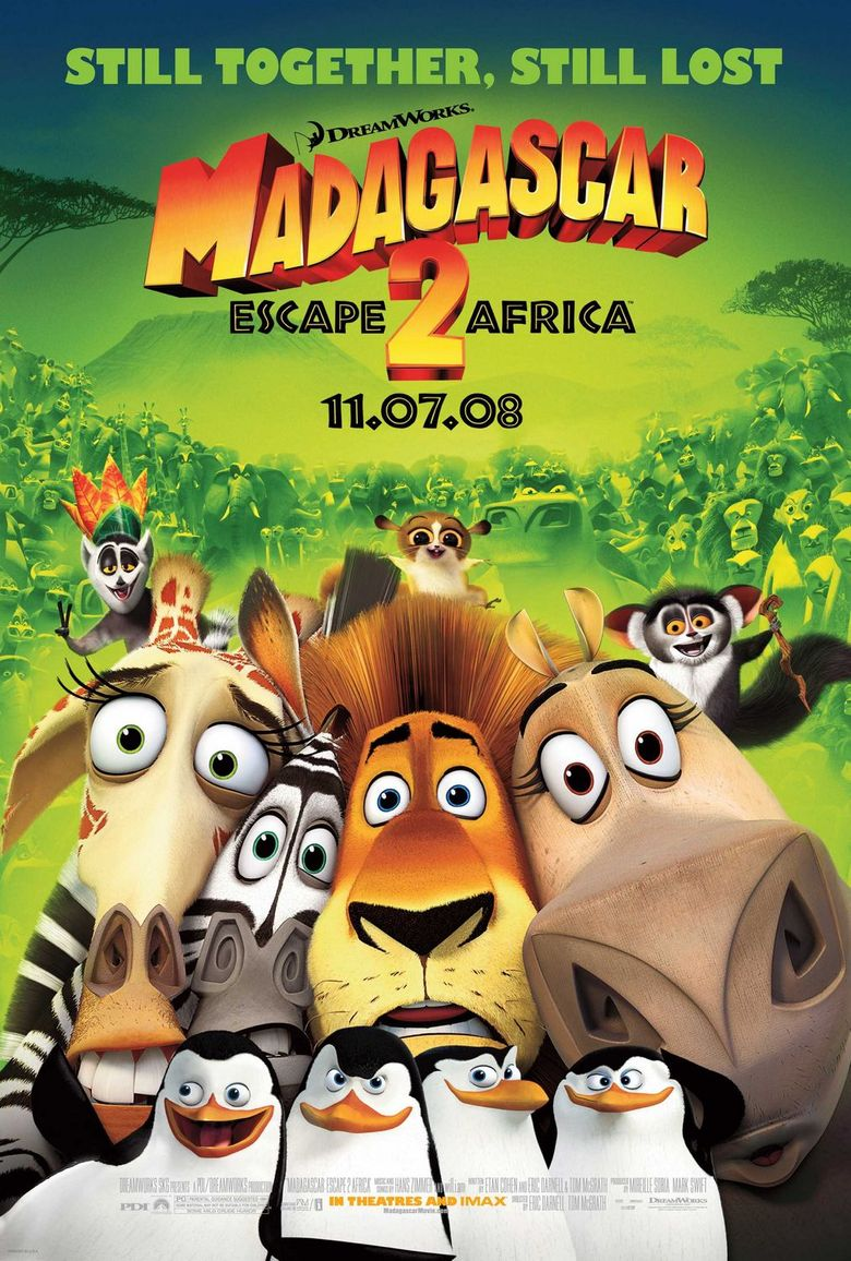 Watch Madagascar: Escape 2 Africa