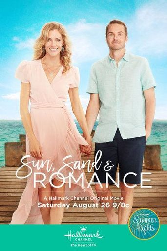 Sun, Sand & Romance Poster