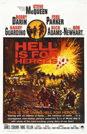 Hell Is for Heroes Poster