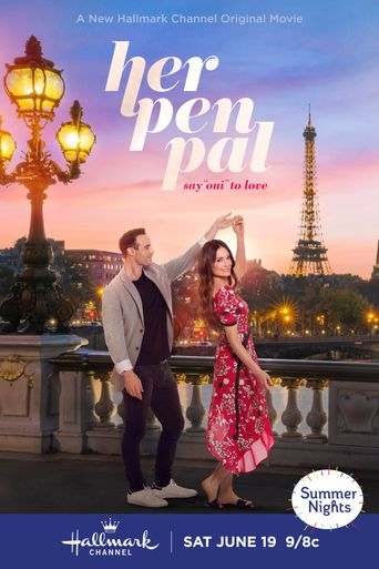 Her Pen Pal Poster