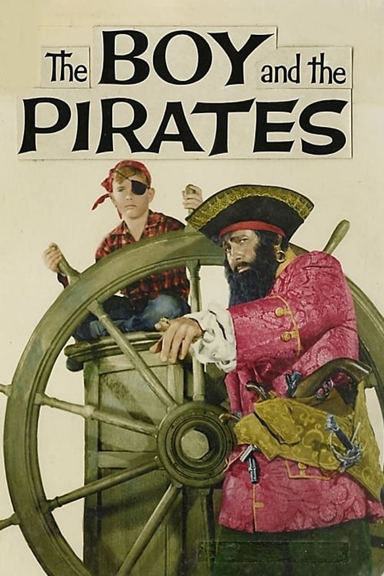 The Boy and the Pirates Poster