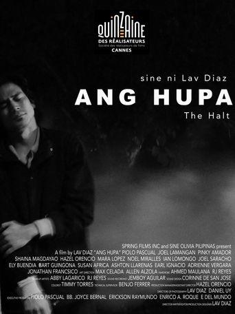 The Halt Poster
