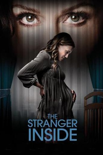 The Stranger Inside Poster