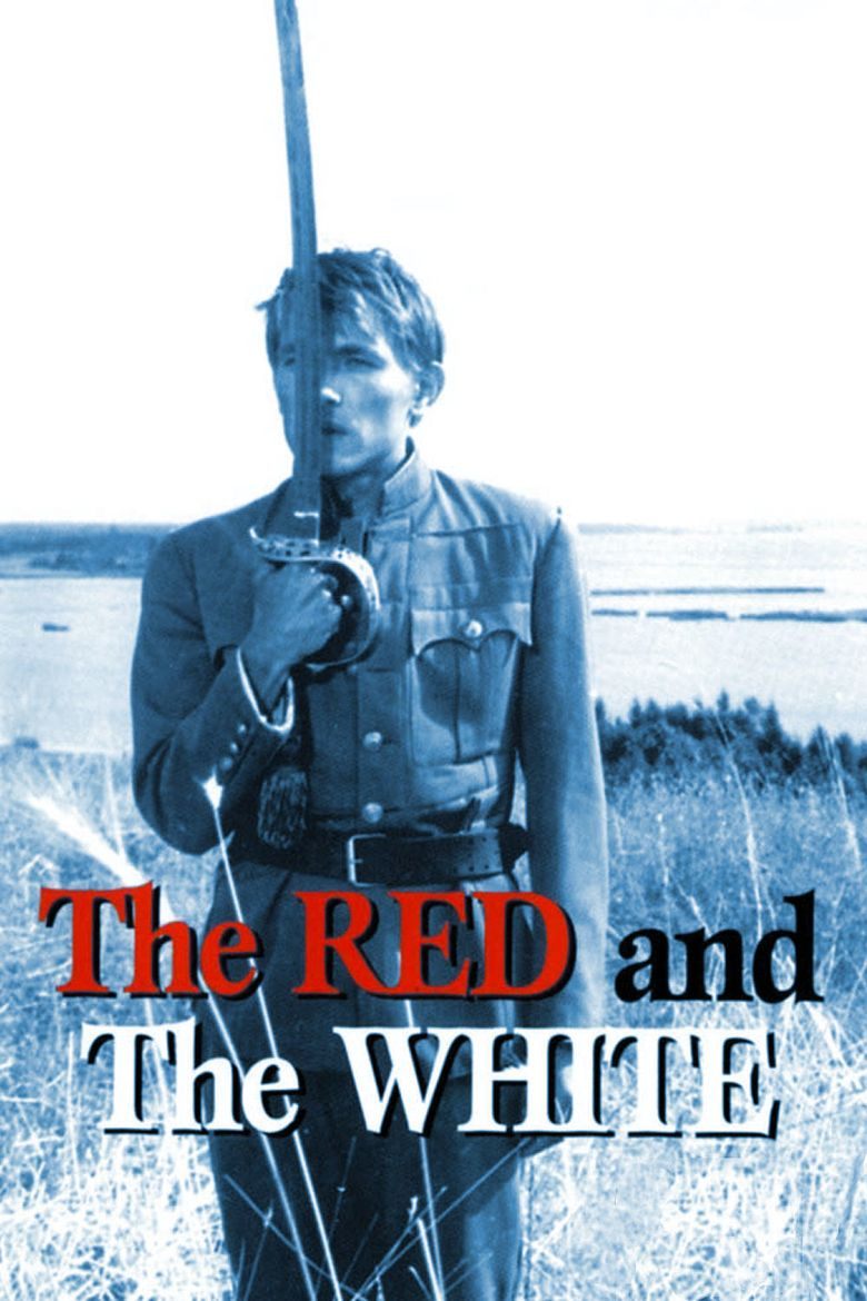 The Red and the White Poster