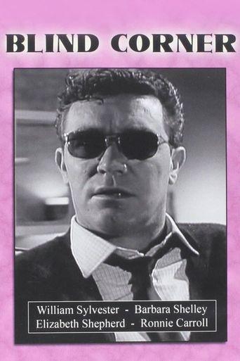 Blind Corner Poster