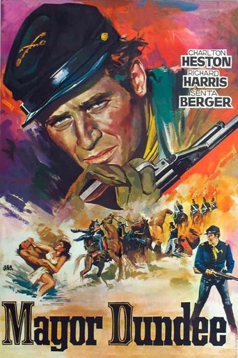 Watch Major Dundee