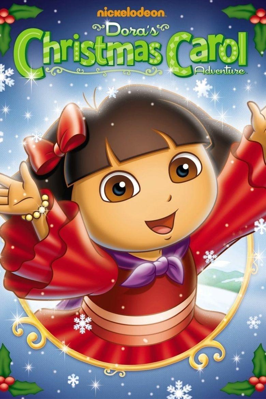 Dora the Explorer: Dora's Christmas Carol Adventure Poster