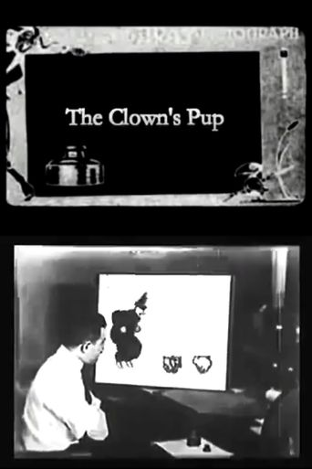 The Clown's Pup Poster