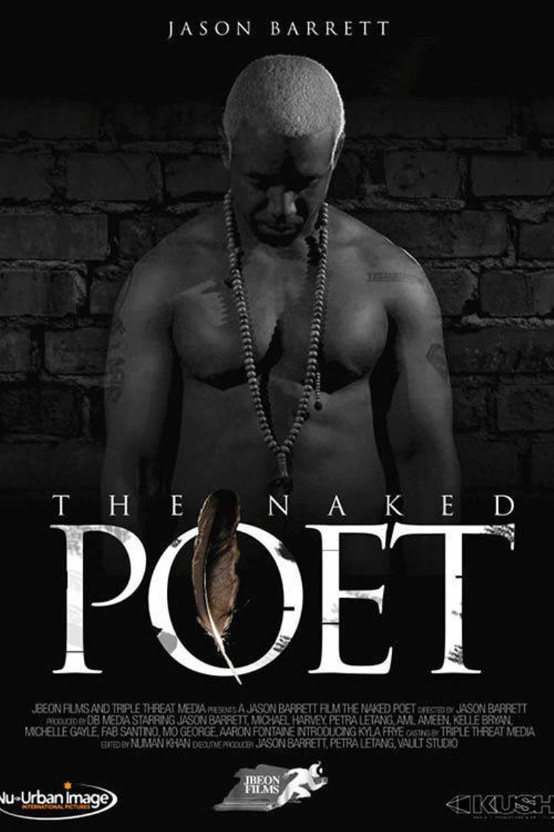 The Naked Poet Poster