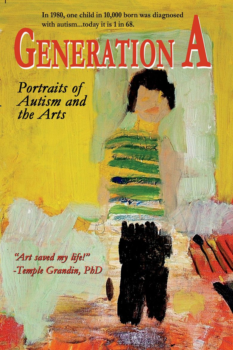 Generation A: Portraits of Autism and the Arts Poster