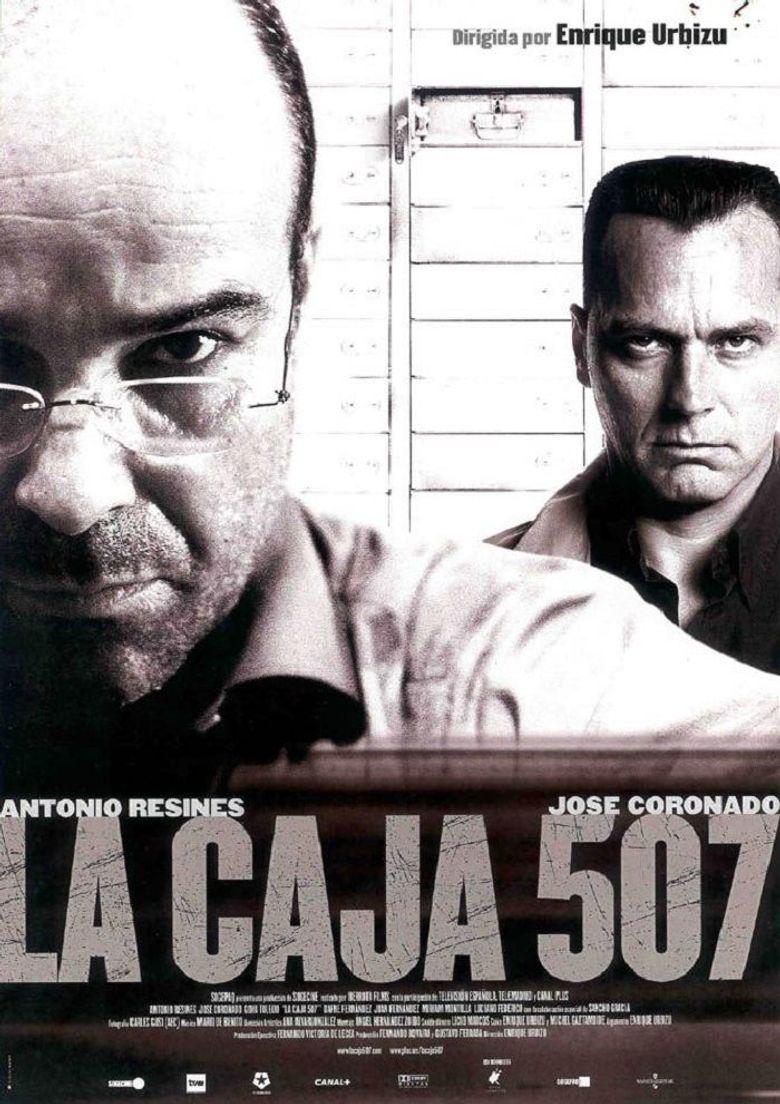La caja 507 Poster