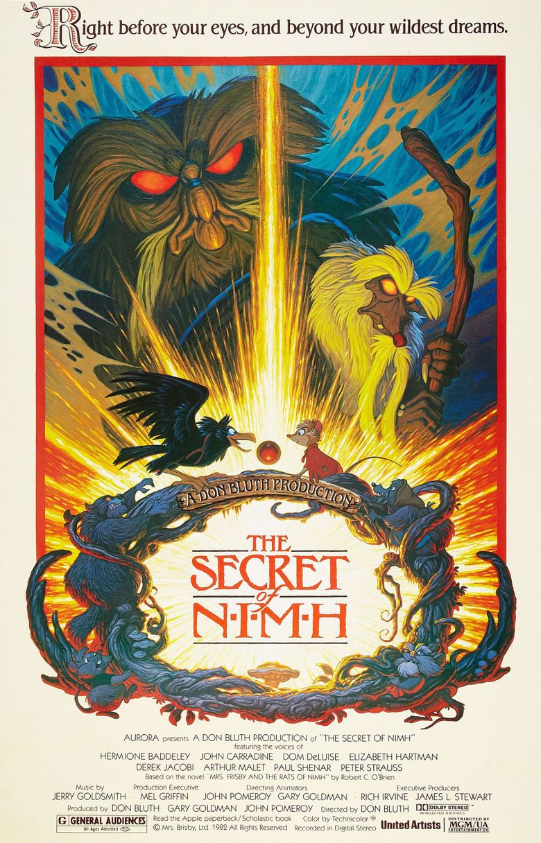 Watch The Secret of NIMH