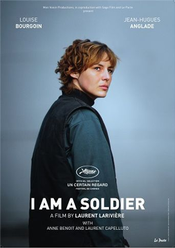 I Am a Soldier Poster
