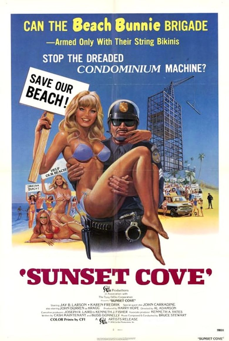 Sunset Cove Poster