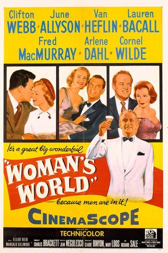 Woman's World Poster