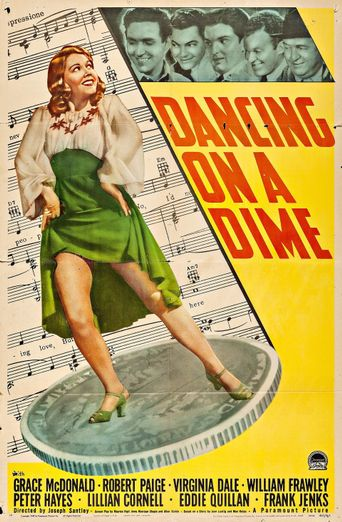 Dancing on a Dime Poster