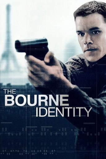 Watch The Bourne Identity