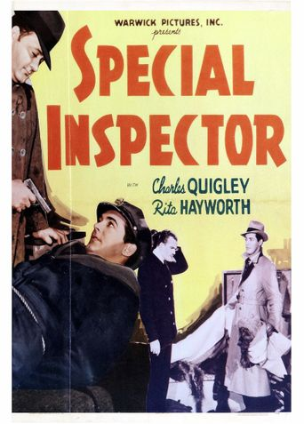 Special Inspector Poster