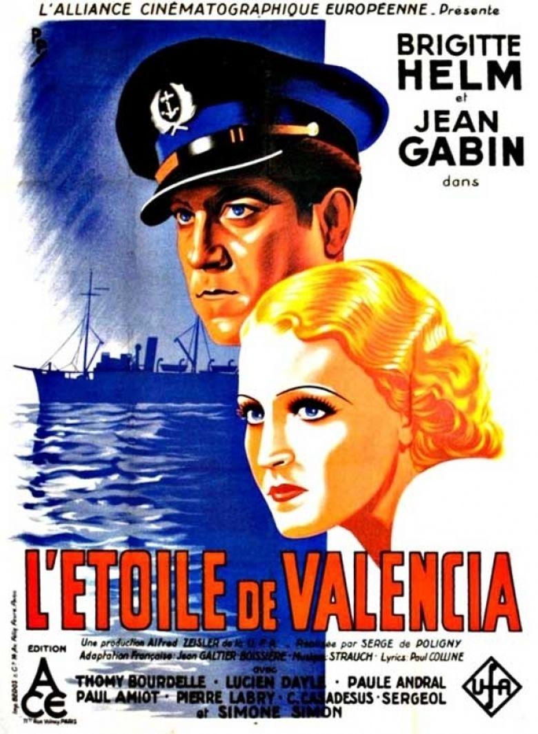 L'étoile de Valencia Poster