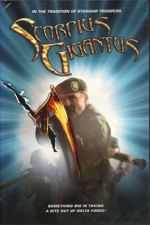 Scorpius Gigantus Poster