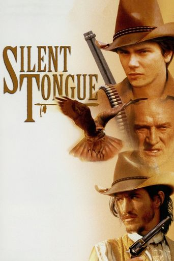 Silent Tongue Poster