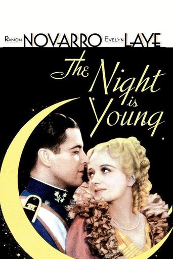 The Night Is Young Poster