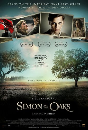 Simon & the Oaks Poster