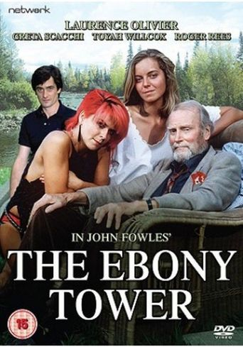 The Ebony Tower Poster