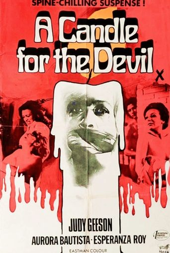A Candle for the Devil Poster