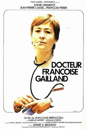 Doctor Francoise Gailland Poster