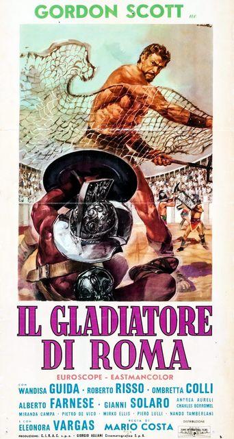 Gladiator of Rome Poster