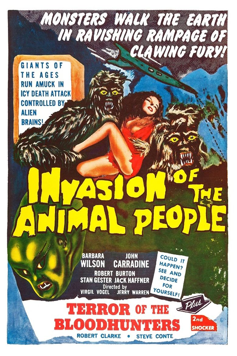 Terror in the Midnight Sun Poster