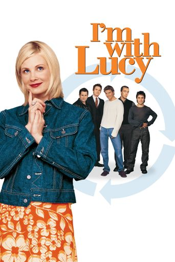 I'm with Lucy Poster