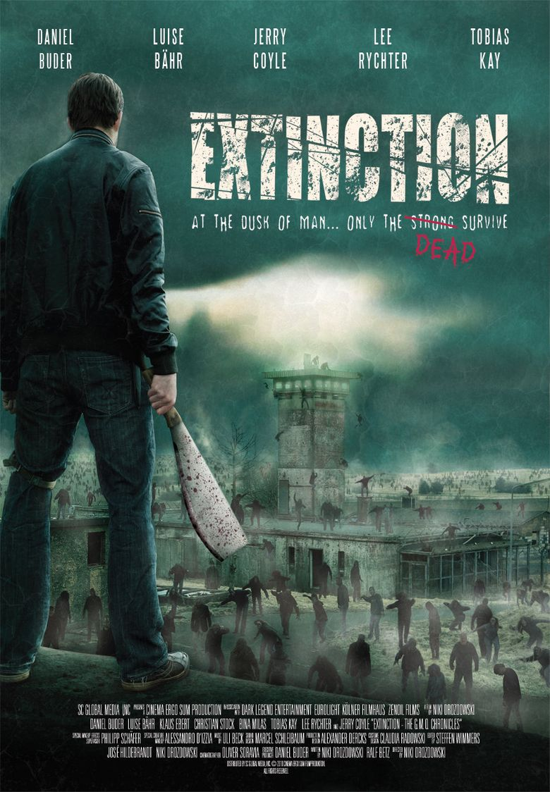 Extinction: The G.M.O. Chronicles Poster