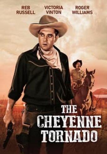 The Cheyenne Tornado Poster