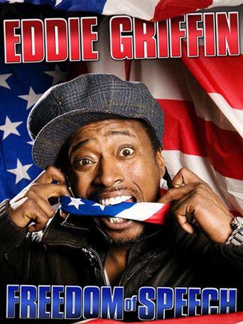 Eddie Griffin: Freedom of Speech Poster