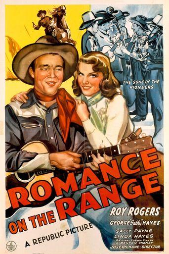 Romance on the Range Poster